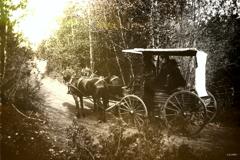 Bridgeport to Dyer Stagecoach
